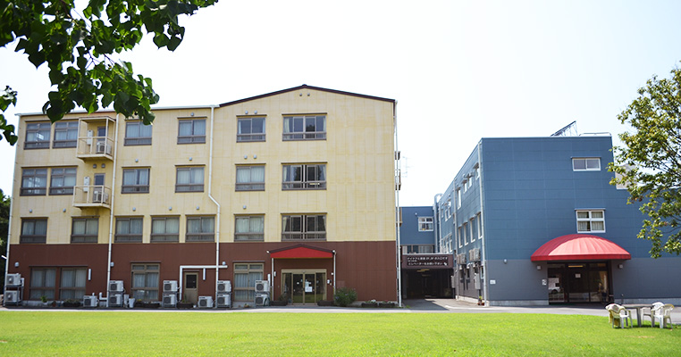 住宅型有料老人ホーム「清祥庵」